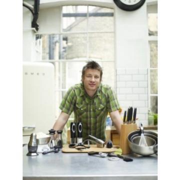 Jamie Oliver Garlic Slice And Press - Silver