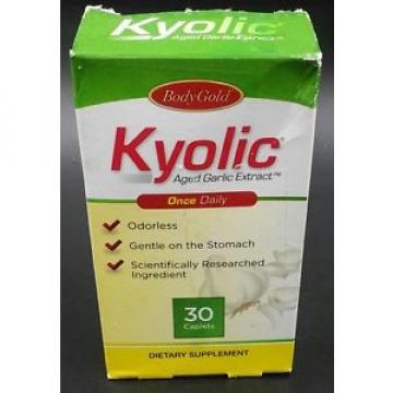 Kyolic Aged Garlic Extrac 30 ea