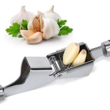 ORBLUE Propresser Stainless Steel Kitchen Garlic Press