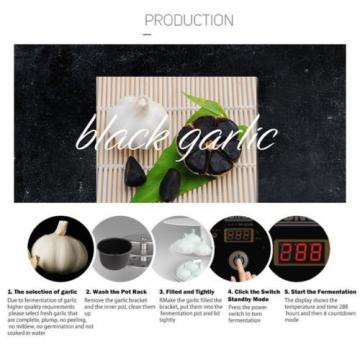 Nex® Professional Black Garlic Fermenter Make Black Garlic By Self, Black Ga