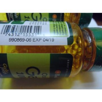Odorless Garlic 1000 mg Cholesterol Health 200 Caps Antioxidant Pills Fresh 2019