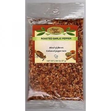 Roasted Garlic Pepper Spice