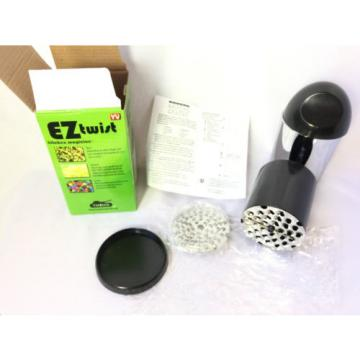 EZ Twist Kitchen Magician Grater Nuts Candy Garlic Cheese  As Seen On TV ...