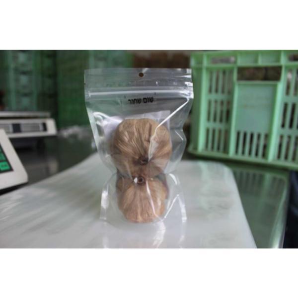 Chinese Black Garlic Elephant Garlic Made by Red Garlic  in Jinxiang Shandong China #4 image