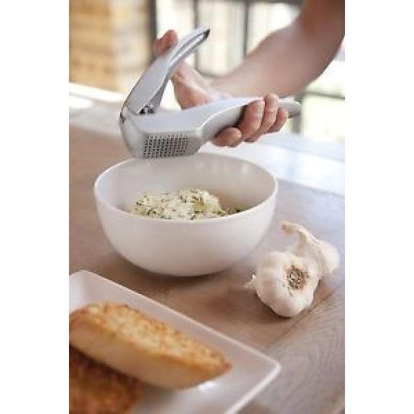 Zyliss Garlic Press Crusher Squeezer Presser No Need to Peel #1 image